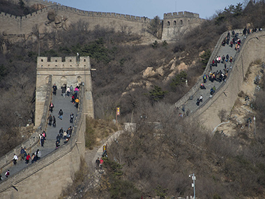 Disappearing act: Around 30% of China's Great Wall has disappeared claims report
