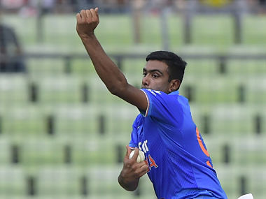 Ravichandran Ashwin honoured with Arjuna Award