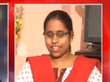 Meet Beno Zephine the first visually challenged person to join the IFS