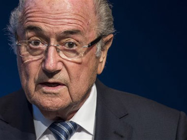 Anyone who accuses me of being corrupt must first of all prove it: Blatter