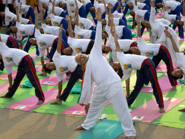International Yoga Day: Second edition of mega-event to shed its 'Hindutva' tag