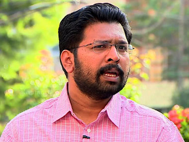 Congress candidate KS Sabarinadhan wins Kerala bypoll elections with a margin of 10000 votes