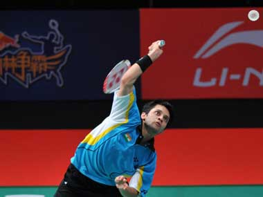 Kashyap, Srikanth among four shuttlers selected for funding through TOP scheme