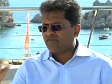 Vasundhara Raje took my wife to Portugal Everything Lalit Modi said in his explosive interview