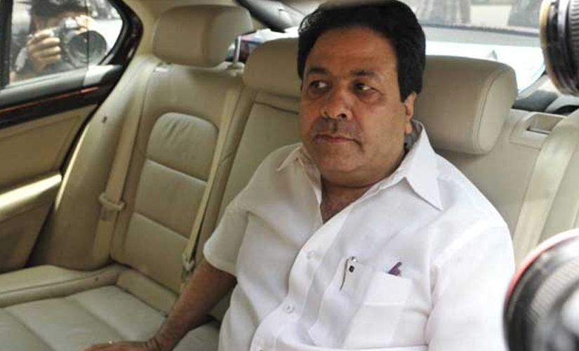 File phot of Rajeev Shukla. IBNLive