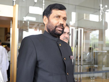 Onion price rise due to fall in output govt taking steps Food Minister Ram Vilas Paswan