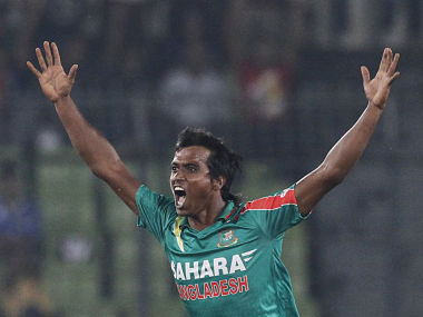 Bangladesh pacer Rubel Hossain barred from flying to South Africa over immigration issue