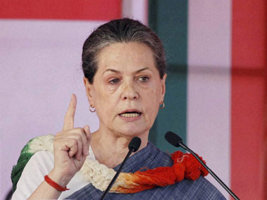 Sonia Gandhi lashes out, says it is a 'joke' that BJP leaders are now swearing by the