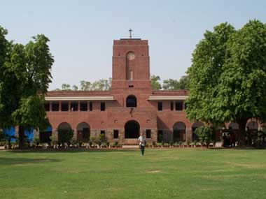Sexual harassment case FIR lodged against St Stephens College professor