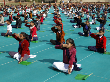 Allah not Om Muslim NGO selected by Modi govt to conduct yoga camp in Lucknow