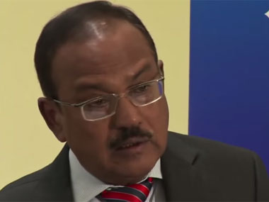 NSA Doval denies bypassing MEA in talking to Pakistani envoy