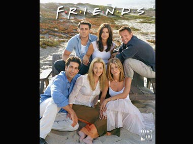Think before you torrent: Warner Bros cracks down on users illegally downloading Friends