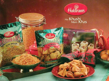 Indiamade food products face USFDA heat Haldirams top list of rejected items