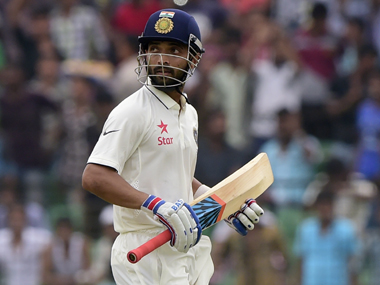 Don't think we played spin badly, but will improve against South Africa: Rahane