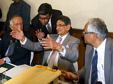Justice Lodha. Photo: Naresh Sharma/Firstpost