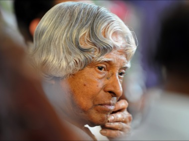 APJ Abdul Kalams family seeks to defuse row over Bhagvad Gita engraving in memorial