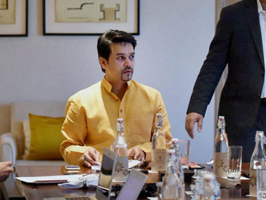 BCCI has formally sought clearance from govt on Indo-Pak series in Sri Lanka: Anurag