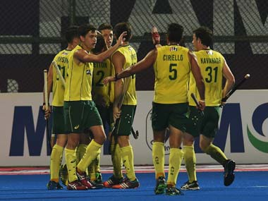 Hockey World League Semi-Finals: World champions Australia set up title clash with Belgium