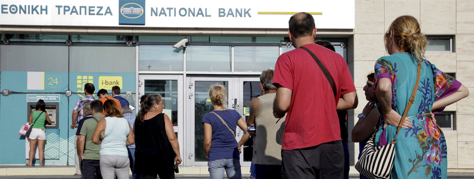 After emphatic Greek 'no', the eurozone will have to shrink further