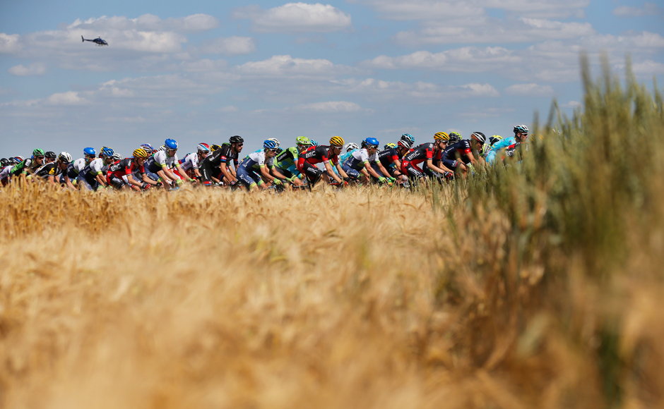 Pain and Gain: The best of Tour de France 2015 opening stages