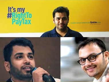 Check out Quicko a startup that aims to make your IT returns filing easier