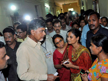 Pushkaram deaths Will Chandrababu Naidu pay the price for being publicity hungry