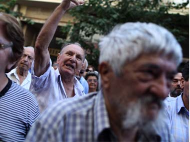 A big, fat Greek no: What the rejection of bailout terms means for the country