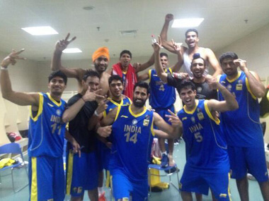 Basketball: Defending champions India continue unbeaten run in SABA Championship