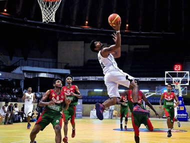 Basketball: India off to winning start at SABA Championship