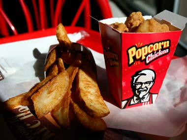 Finger lickin train food KFC partners with IRCTC to start delivery system for passengers