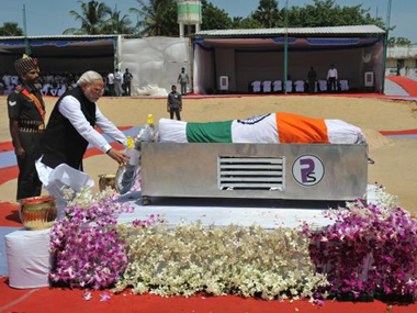 India bids farewell to 'People's President': APJ Abdul Kalam laid to rest with military