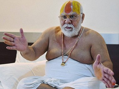 Hindu religious leader slams ghar wapsi religious leaders making controversial statements