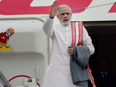 PM Narendra Modi leaves on 6-nation visit, to attend BRICS, SCO summits