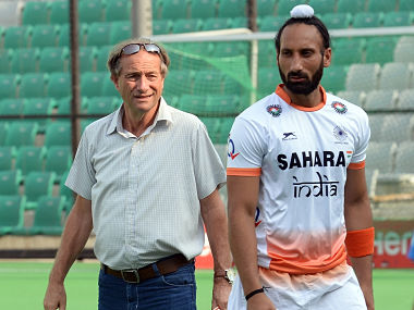Hockey World League: Oltmans wants consistency from Indian players