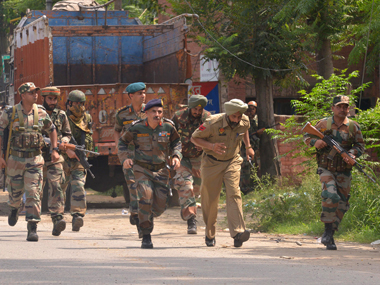 Gurdaspur terror attack Why the strike in Punjab is worrying for India
