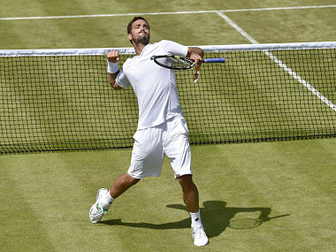 Troicki does what Nadal could not and sends Brown packing from Wimbledon