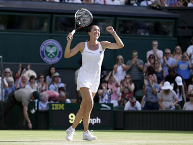 Wimbledon: Jankovic sends defending champion Kvitova packing; Federer, Murray through to