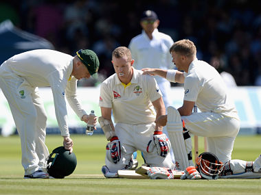 Australia's Rogers feared career was over at Lord's