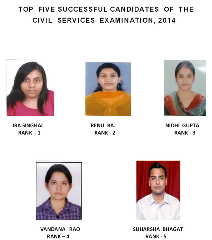 Delhi's Ira Singhal tops UPSC Civil Services exams, women pip men in first four ranks