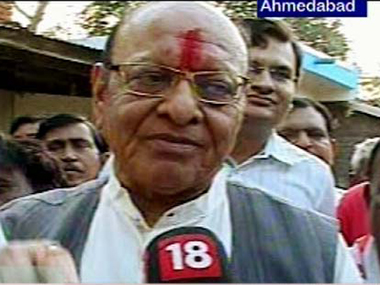 Gujarat govt spreading political terrorism in Congress strongholds: Vaghela