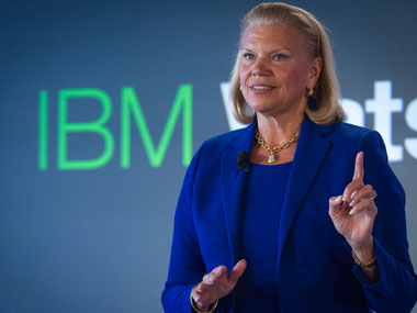 IBM CEO Gini Rometty to step down cloud boss Arvind Krishna who spearheaded Red Hat deal to take over in April