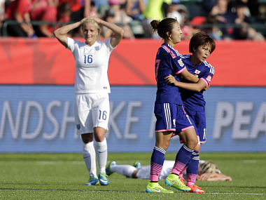Women's World Cup: Japan script dramatic win over England, book final rematch with USA