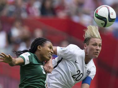 FIFA deflects criticism about absence of Blatter from Women's World Cup final