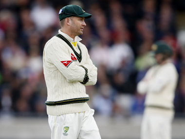 Michael Clarke needs his bowlers to strike early if Australia want to comeback into this match. Reuters.