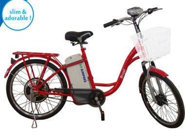 mpere vehicles are modern, eco‐friendly, sturdy and economical.