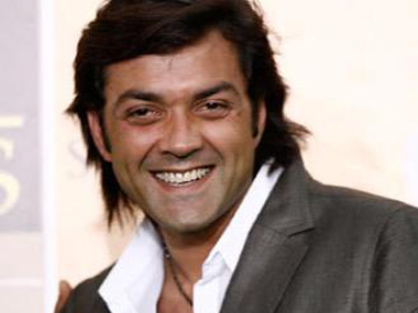 File photo of Bobby Deol. Image courtesy: Twitter
