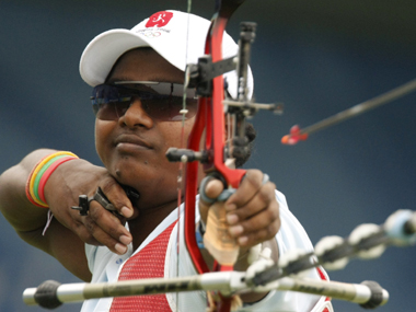 World Archery Championships: Champia keeps Olympic hopes alive with back-to-back wins