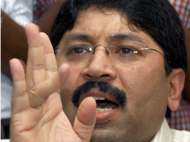 Illegal telephone lines case: Dayanidhi Maran questioned by CBI for the third time