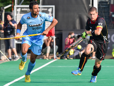 HWL: India succumb to 4-0 defeat in semis against aggressive Belgium