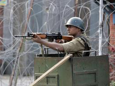 One army jawan killed, two injured in firing incident in Kashmir